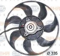 Вентилятор, охлаждения двигателя Citroen Peugeot 1253 A7