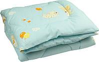 Одеяло детское антиалергенное (высокосиликоновое волокно,105х140 см) ТМ Руно 320.02СЛУ