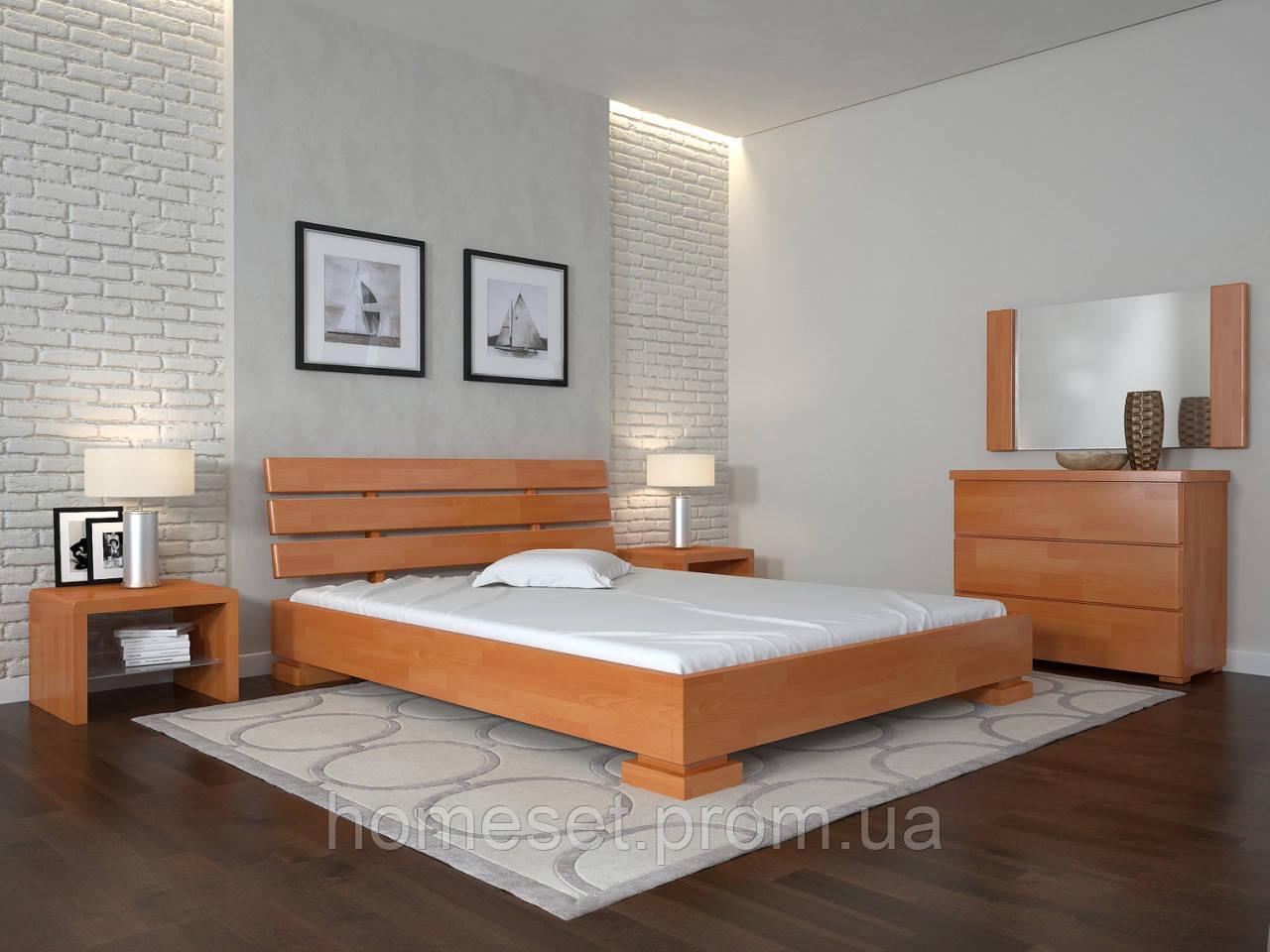 Деревянная кровать Премьер