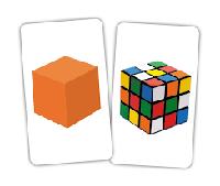 Карточки Домана Игра Фигуры от 1 года, фото 1