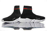 Кроссовки мужские Gucci x Balenciaga Speed Sock
