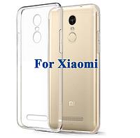 Чехол бампер силикон Xiaomi Redmi 5A 5 А+ плюс