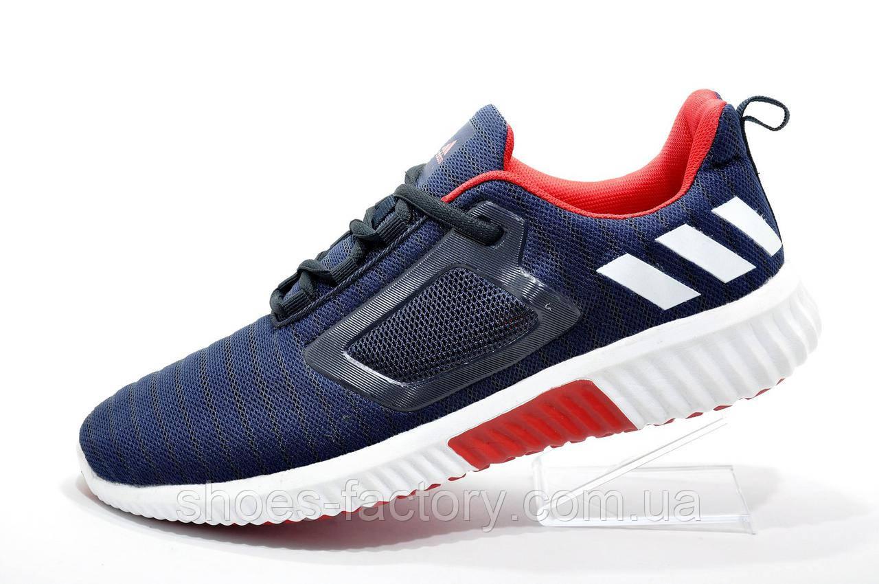 Мужские кроссовки в стиле Adidas Climacool Cm, Dark blue\Red\White