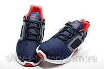Мужские кроссовки в стиле Adidas Climacool Cm, Dark blue\Red\White, фото 3