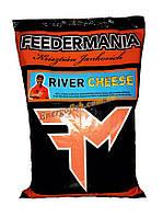 Прикормка Feedermania Фидермания Groundbait River Cheese 2500 г