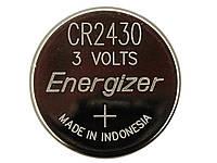 Дисковая батарейка ENERGIZER Lithium Cell 3V  CR2430