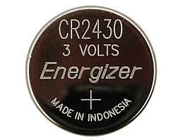 Дискова батарейка ENERGIZER Cell Lithium 3V CR2430
