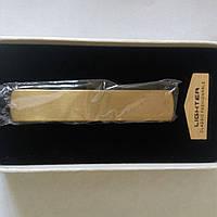 Новинка.  USB зажигалка мини В подарочной упаковке