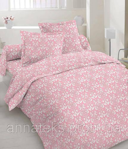 Ткань постельная 149551 Бязь (ПАК) НАБ.ГОЛД DW 1037 (40-0989) PINK 220СМ