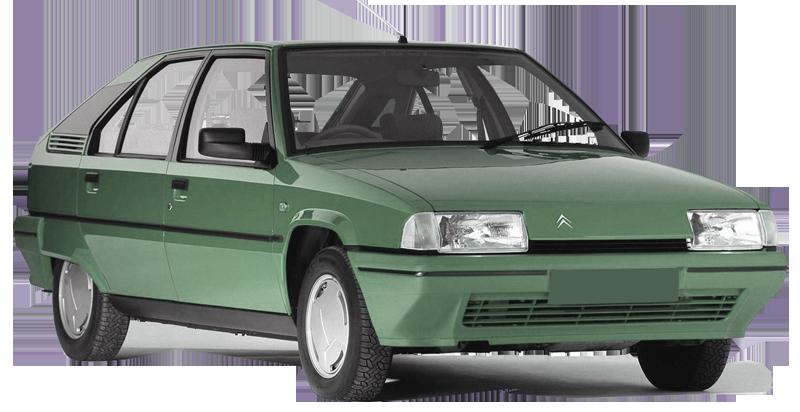 Уплотнитель лобового стекла Citroen BX/BXA (1982-1994), Хетчбек