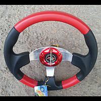 Руль №577 (красный)., фото 1