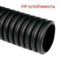 40мм УФ-устойчивая двустенная гибкая труба Копофлекс KF 09040 UVFA (50м), фото 1