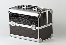 Кейс для визажиста черный, фото 2