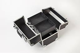 Кейс для визажиста черный, фото 3