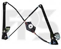 Стеклоподъемник Skoda Superb 02-08 передний, правый без панели(FPS)