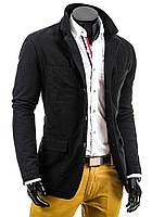 """Стильная куртка - пиджак """"Magnate"""" с капюшоном Размер XL"""