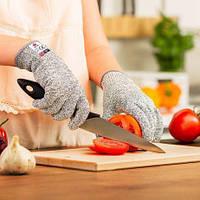 Перчатки от порезов Cut resistant gloves ART-3009 ( перчатки для работы )