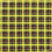 Ткань рубашечная Фланель  (ПАК) РУБ арт. 144057 рис.30-0386 ЖОЛТЫЙ 150СМ