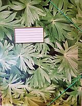 """Папка с резинками """"VSP"""" А4 лак картон, фото 2"""