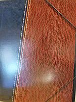 """Папка с резинками """"VSP"""" А4 лак картон, фото 3"""