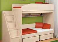 Кровать двухъярусная Аника, фото 1