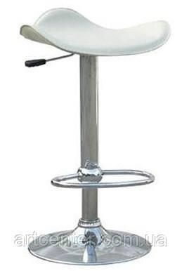 Стул барный, хокер, визажный стул  (Ж3 белый)