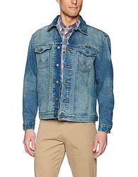 Джинсовая куртка Wrangler Western - Mid Tint - (М)