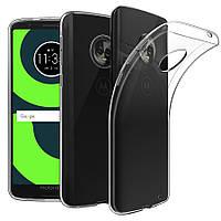 Ультратонкий чехол для Motorola Moto G6 Plus