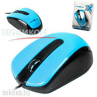 IT/mouse Maxxtro Mc-325-B 1200 dpi, голубая