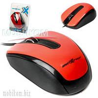 Мышка IT/mouse Maxxtro Mc-325-R 1200 dpi, красная