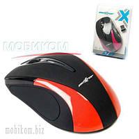 Мышка IT/mouse Maxxtro Wireless Mr-401-R 1200 dpi, красная