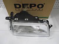 Фара правая электро/механика DEPO 442-1107R-LD-EM OPEL VECTRA A