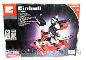 Пила торцовочная Einhell TC-MS 2513 L, фото 2