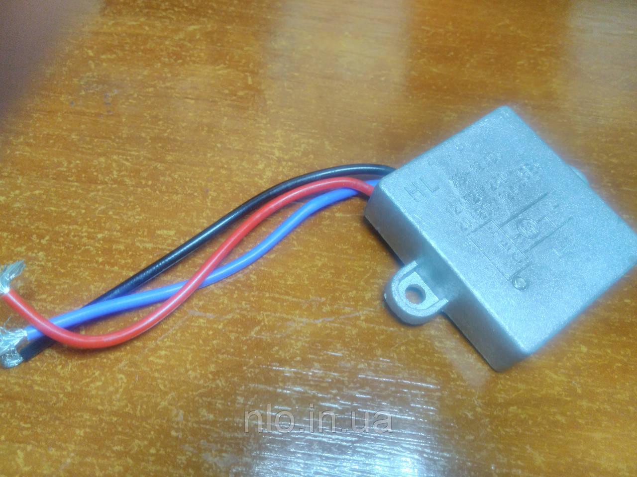 Плавный пуск 38х43 H 13. 12 A. 3 провода.