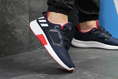 Мужские кроссовки Adidas Climacool M адидас климакул   синие   чоловічі  кросівки адідас (топ реплика 714d9efeac07f