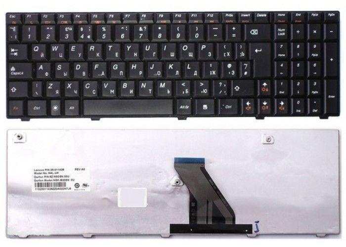 Клавиатура Lenovo IdeaPad G560, G565