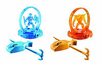 Набор Волчков Max Steel Turbo Battlers Fire Elementor vs. Transformation Max Steel
