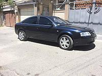 Дефлектора окон COBRA TUNING Audi A6 Sd (4B/C5) 1997-2004 к-кт