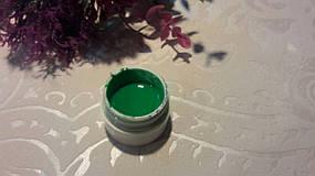 Гель цветной сочная зелень
