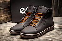 Кроссовки мужские Ecco SSS Shoes, коричневые (3808-2),  [   40 45  ]