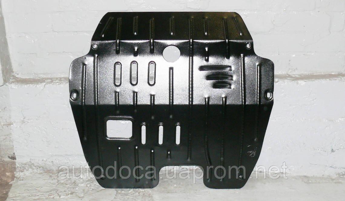 Защита картера двигателя и кпп Toyota Highlander 2001-