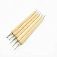 Инструменты стилусы для рисования по коже 5 штук