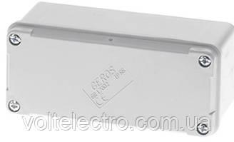 Монтажная коробка с гладкими стенками 55х130х60, IP65
