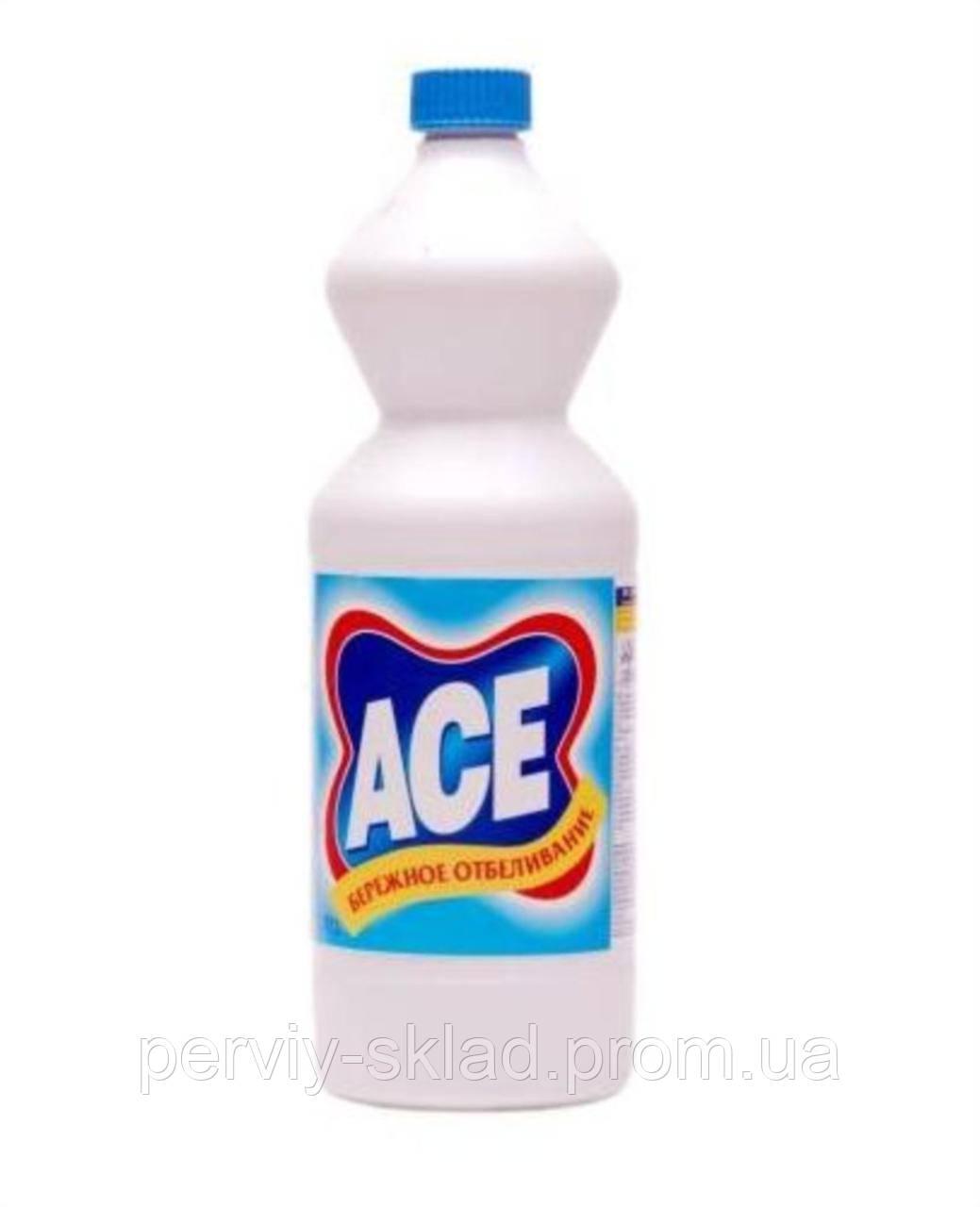Жидкий отбеливатель ACE Regular 1 л