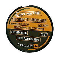 Флюорокарбон Prologic Spectrum Z 25m 0.41mm 28lbsФлюорокарбон Prologic Spectrum Z 25m 0.41mm 28lbs