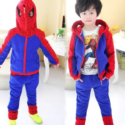 Детский костюм Спайдермен 2