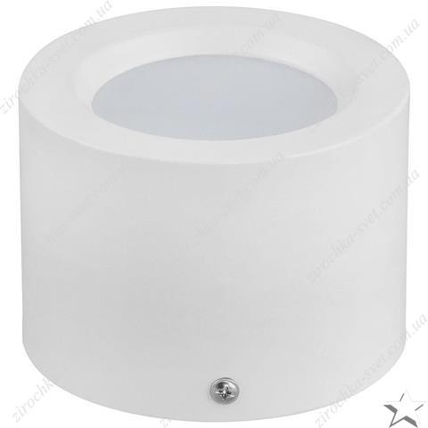 Накладной светодиодный светильник белый 5w HOROZ