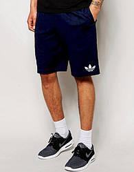 Шорты Adidas ( Адидас ) Адидас синие