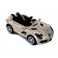 Детские электромобили Mercedes-Benz DMD 158 ERS-3 McLaren PAINTING Лицензия модель 2016г(Золото,серебро)
