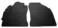 Резиновые передние коврики в салон Toyota Auris II (E180) 2012- (STINGRAY)